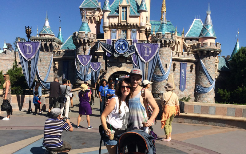 Disneyland, Feeding tubes and NestlèQuick Pt 2